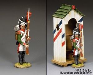 NA463 Grenadier Presenting Arm