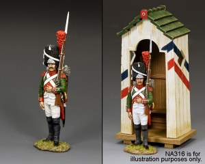 NA464 Grenadier on Guard Duty