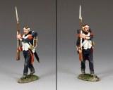NA393 'Wounded Guardsman Shoulder Arms'