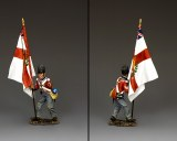 NA436 The Temporary Regimental Standard Bearer