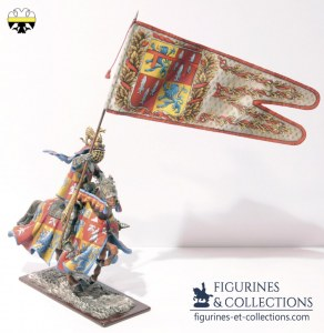 "AE 6354.3 Sir Henry Percy ""Hotspur"" w/ Flag"
