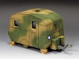 KC RAF083 The RAF Dispersal Caravan 1940