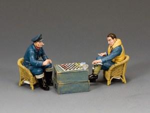 KC RAF084 Playing Drafts / Checkers