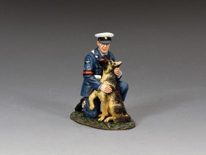 KC RAF086 RAF Police Dog Handler Set