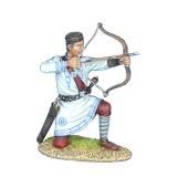 ROM246 Late Roman Archer Kneeling Firing PRE ORDER