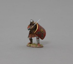 ROM068A - Legionnaire Parry (Red)
