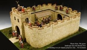 RF007(S) Roman Fort Sandstone