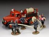 """SGS-FOB002 """"FIRE RESCUE"""""""