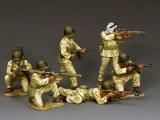 SGS-IDF001 Arab Infantry in Action Set