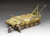 SGS-WH006 The Bergepanther Set (inc. 2 figures)