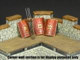 SP109 Roman Shields & Spears Set