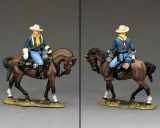 TRW169 Trooper Turning in the Saddle PRE ORDER