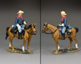 TRW171 Mounted Cavalry Officer