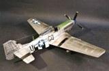 JJD USAF-001 P51D Mustang, Grim Reaper, Capt. Lowell Brueland. 355th Fighter Squadron