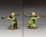 USMC054 Kneeling Marine w/Bazooka