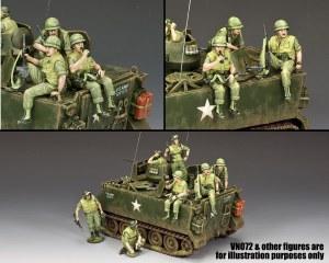 VN069 The USMC Tank Riders Set