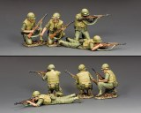 """VN070 """"The M14 Marines In Action Set"""""""