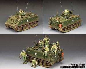 VN072 The U.S. Army M113 APC