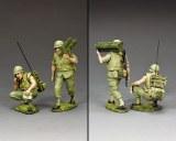 VN077 Extra USMC Artillery Personnel