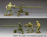 VN089 The 106mm Recoilless Rifle Set