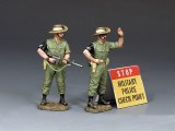 KC VN092 Australian Military Police