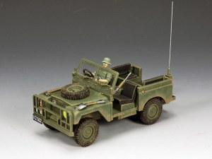 VN118 The Patrol / General Service Land Rover