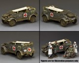 WH088 The Feldgrau Kubelwagen Ambulance