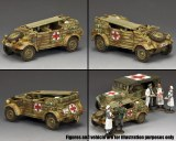 """WH094 The """"Afrika Korps"""" Kubelwagen Ambulance"""