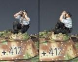 WS353 Sky-Watching Panzer Crewman.